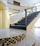 нутряная лестница Стоковые Изображения