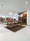 нутряная покупка мола Стоковая Фотография RF