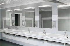 нутряная приватная уборный стоковое изображение rf
