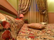 нутряная романтичная комната Стоковое фото RF