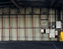 нутряная стоянка автомобилей Стоковая Фотография