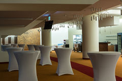 нутряное самомоднейшее Арена Краков Tauron Стоковое Фото