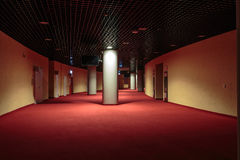 нутряное самомоднейшее Арена Краков Tauron Стоковое Изображение