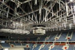 нутряное самомоднейшее Арена Краков Tauron Стоковые Изображения RF