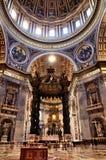 нутряное святой peter rome Стоковые Изображения