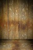 нутряное старое деревянное Стоковая Фотография