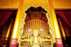 нутряной дворец Стоковая Фотография RF