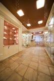 нутряной магазин драгоценности Стоковая Фотография RF