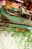 нутряной магазин Стоковые Фотографии RF