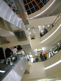 нутряной мол Стоковая Фотография