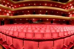 нутряной национальный театр Никарагуаа Стоковая Фотография