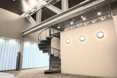 нутряной новый офис Стоковые Фото