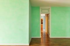 Нутряной классицистический дом Стоковое Изображение