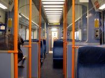 нутряной поезд Стоковые Фото