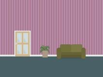 нутряной пурпур Стоковые Фото