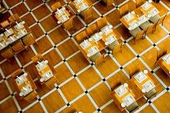 нутряной ресторан Стоковое Фото