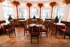 нутряной ресторан стоковое изображение rf