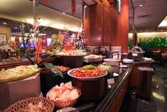 нутряной ресторан Стоковые Фотографии RF