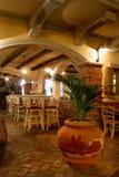 нутряной ресторан Стоковые Фото