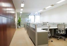 нутряной самомоднейший офис Стоковые Изображения
