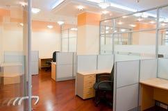 нутряной самомоднейший офис Стоковое фото RF