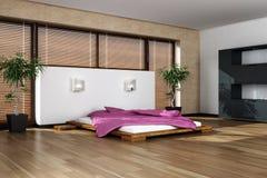 нутряной самомоднейший спать Стоковые Изображения RF