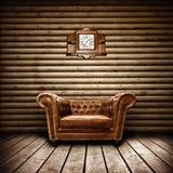 нутряной сбор винограда комнаты Стоковая Фотография RF