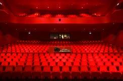 нутряной театр стоковое изображение