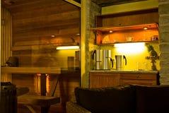 нутряной lodge Стоковые Изображения RF