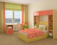 нутряной playroom Стоковое Изображение