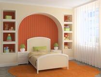 нутряной playroom Стоковое Изображение RF