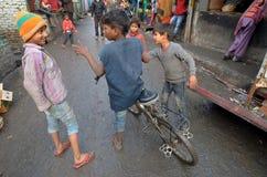 Индийские дети Стоковая Фотография RF