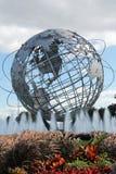 Нью-Йорка всемирнаяо ярмарка 1964 Unisphere в парке Flushing Meadows Стоковые Фото