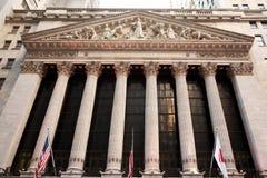 Нью-йоркская биржа Стоковые Фото