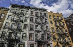Нью-Йорк - взгляд улицы Стоковая Фотография RF