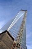 Нью-Йорк 6 всемирных торговых центров Стоковое Изображение RF