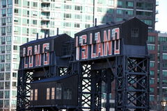 Нью-Йорк, Лонг-Айленд Стоковое фото RF