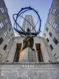 Нью-Йорк Манхаттан Стоковое Изображение