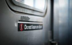 Нью-Йорк - метро Стоковые Изображения RF