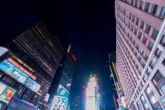Нью-Йорк - 22-ое декабря 2013 Стоковая Фотография