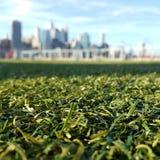 Нью-Йорк от Бруклина стоковая фотография