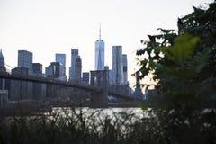 Нью-Йорк, Соединенные Штаты Стоковое Фото