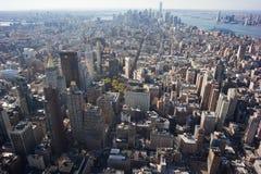 Нью-Йорк, Соединенные Штаты Америки Стоковые Изображения RF