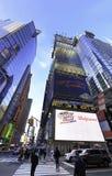 Нью-йорк Таймс площадь стоковое изображение