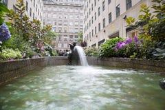 Нью-Йорк, 5-ый бульвар Стоковое Изображение