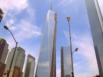 Нью-Йорк Стоковая Фотография