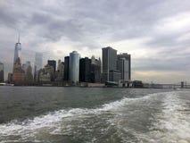 Нью-Йорк! Стоковое Изображение RF