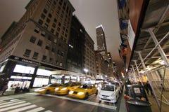 Нью-Йорк Av 018 Стоковые Изображения RF