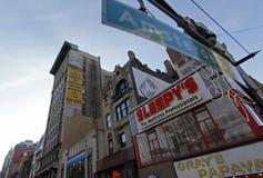 Нью-Йорк Av 062 Стоковые Изображения RF