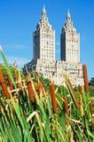 Нью-Йорк, Central Park: San Remo строя 14-ого сентября 2014 Стоковые Изображения
